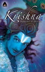 Krishna Defender of Dharma Cover