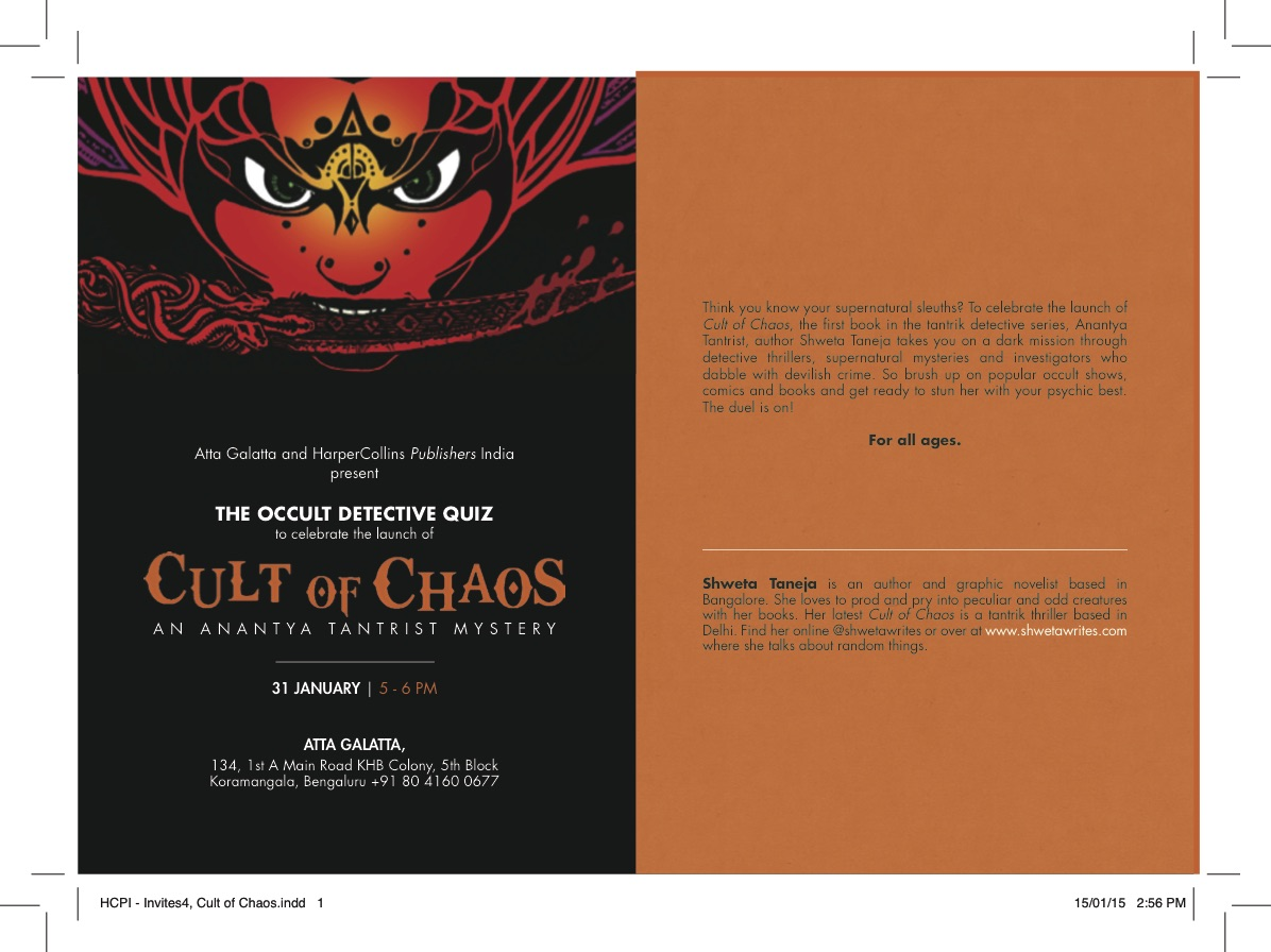 HCPI - Invites4, Cult of Chaos III (1)