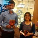 At bookstores in Delhi
